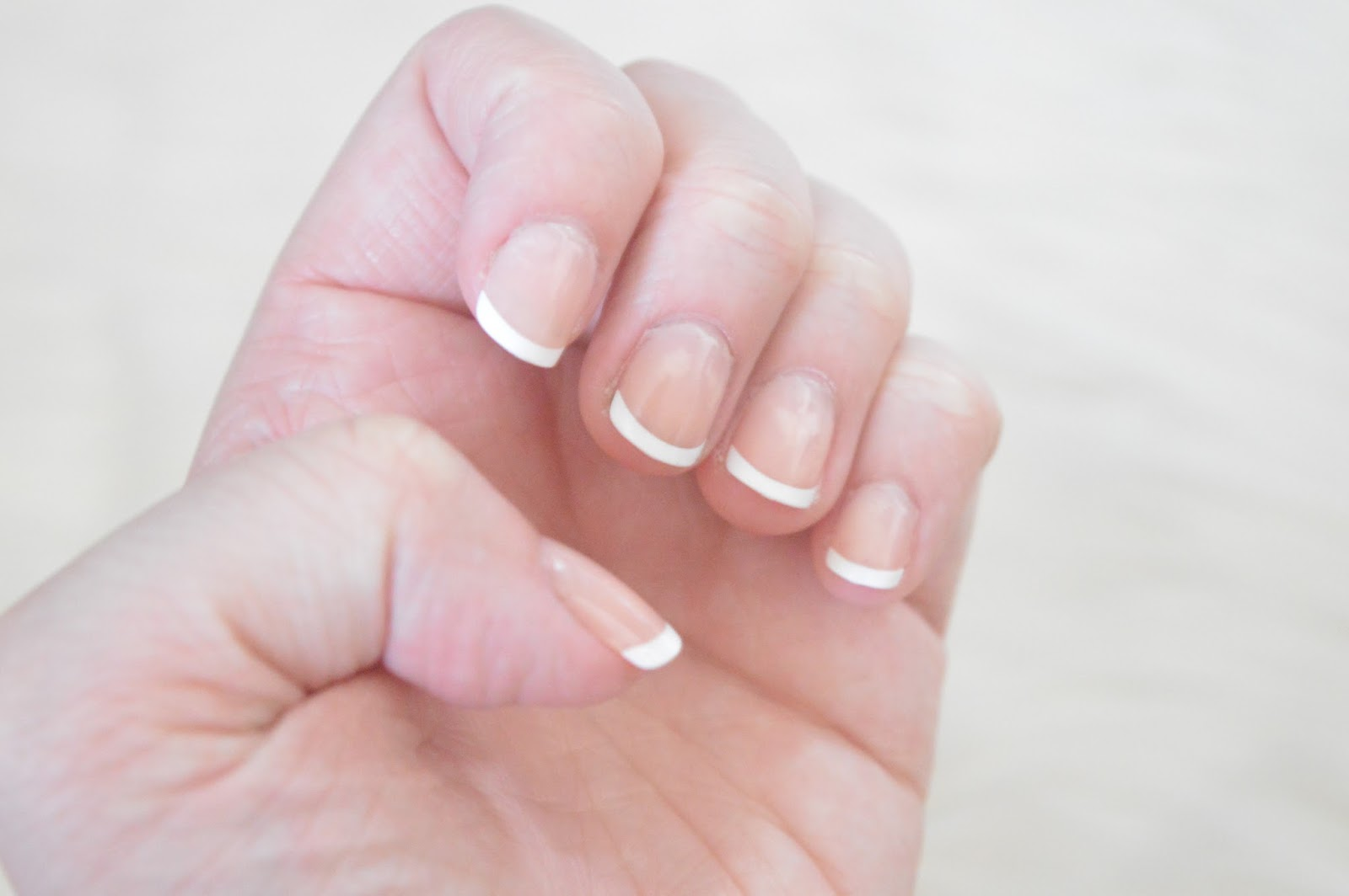 Kiss French Nails Review - Kimberley Jessica