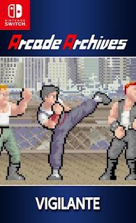 Arcade Archives Vigilante Switch NSP