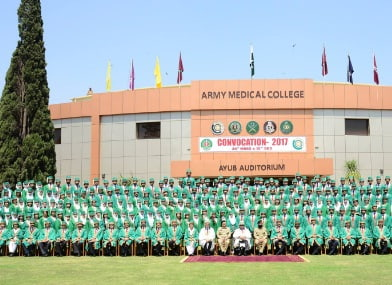 how to get admission in Army medical college entry test