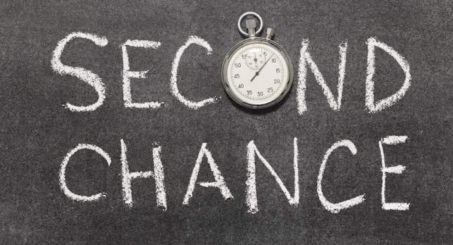 Setiap hari adalah kesempatan kedua