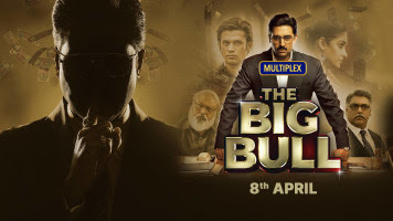 The Big Bull Movie Poster