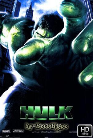 Hulk [2003] HD 1080P Latino [Google Drive] GloboTV
