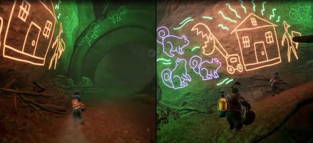 It takes two pinturas cueva