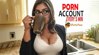 Free Premium Porn Accounts Dropped Each 5 Minutes