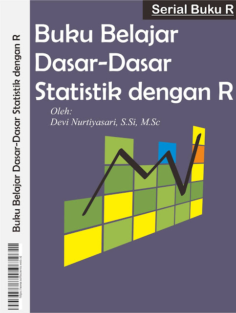 Buku Belajar Dasar-Dasar Statistik dengan Bahasa R oleh Devi Nurtiyasari
