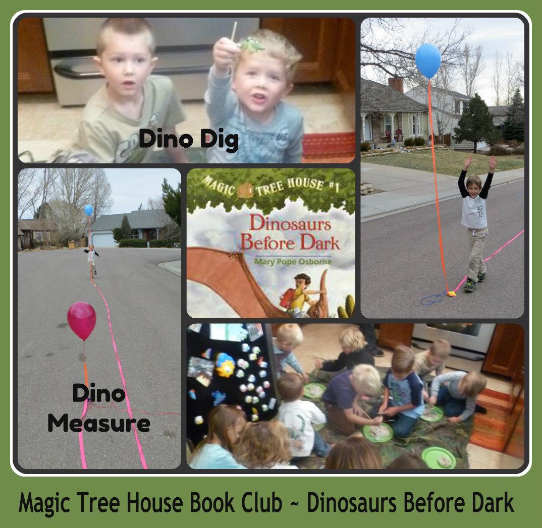 Brainstorm In Bloom Dinosaurs Before Dark Magic Treehouse