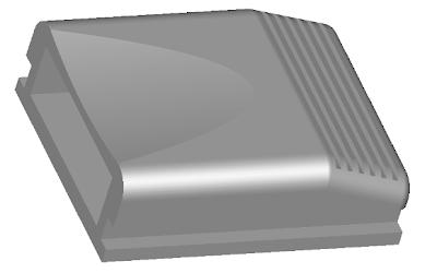 Spielstein aus dem CAD