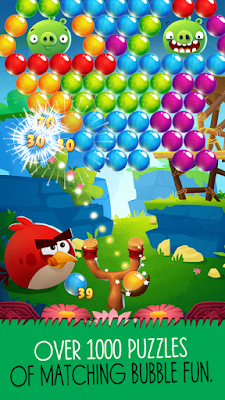 Angry Birds POP Bubble Shooter v2.29.4  APK Terbaru