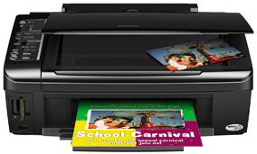 Epson stylus nx200 Wireless Printer Setup, Software & Driver