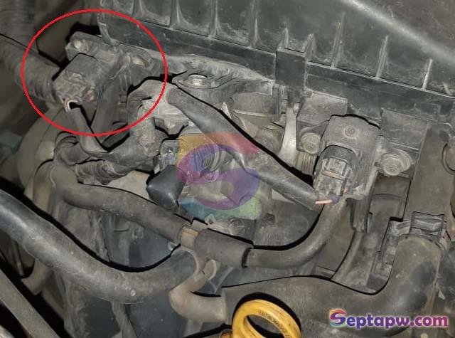 sensor efi dan fungsinya pada mobil, MAP sensor