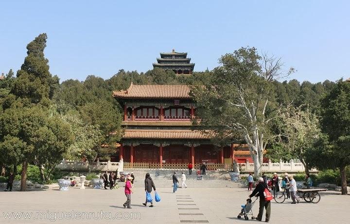 Entrada-Jingshan-Park