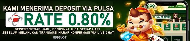 Situs Judi Slot Resmi Paling Terpercaya di Indonesia