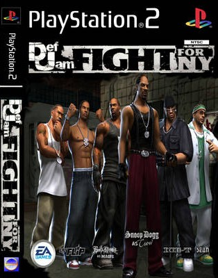 Def%2BJam%2BFigth%2BFor%2BNew%2BYork - Def Jam Figth For New York | Ps2