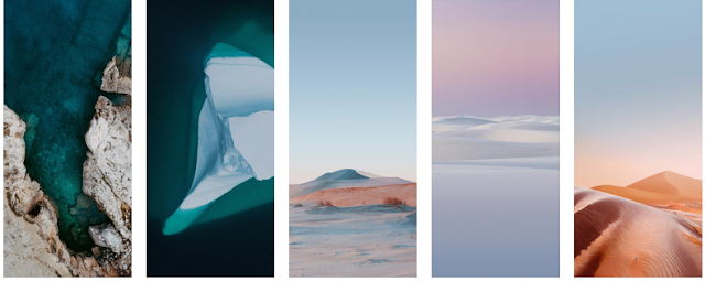 Download MIUI 12 Stock Wallpapers [FHD+]