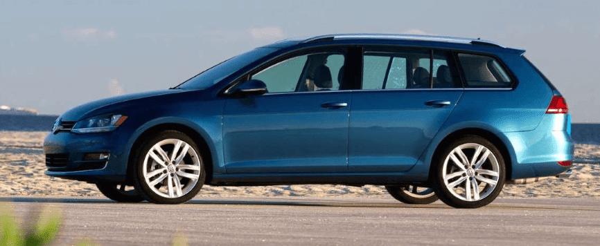 Volkswagen Golf SportWagen TSI