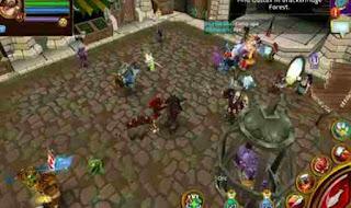 Game RPG Aplikasi Order & Chaos 2