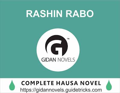 RASHIN RABO COMPLETE HAUSA NOVEL