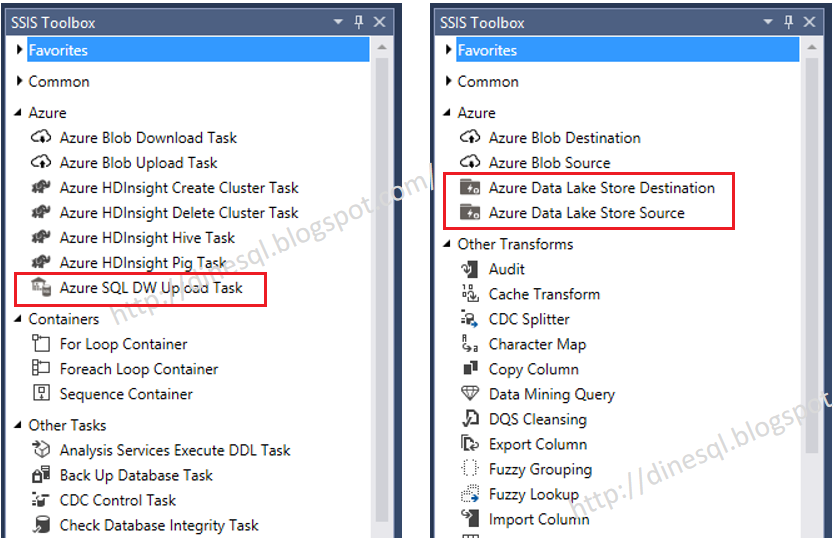 Dinesh's Blog :::: Being Compiled ::::: Azure Feature Pack