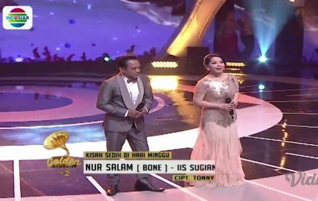 Bikin Bangga Warga Bone, Nursalam Juara Dua Golden Memories Indosiar Vol 2