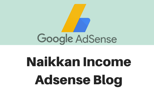 cara naikkan income adsense blog