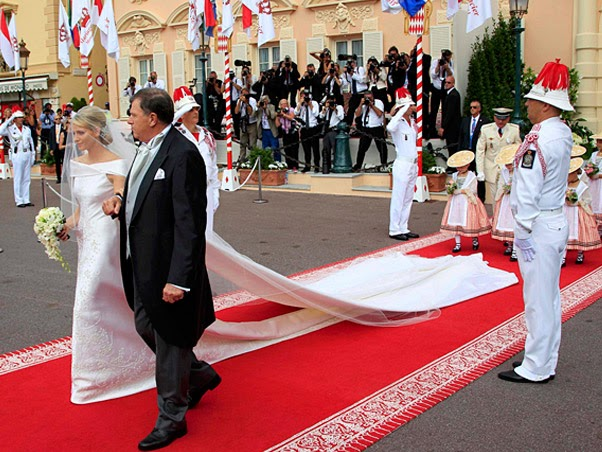 053048533 EXH00 - Casamento Real - Principe Alberto ♥ Charlene Wittstock