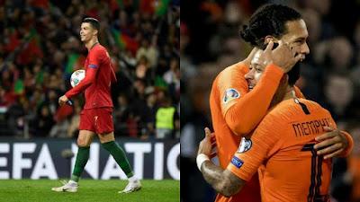 final entre holanda y portugal