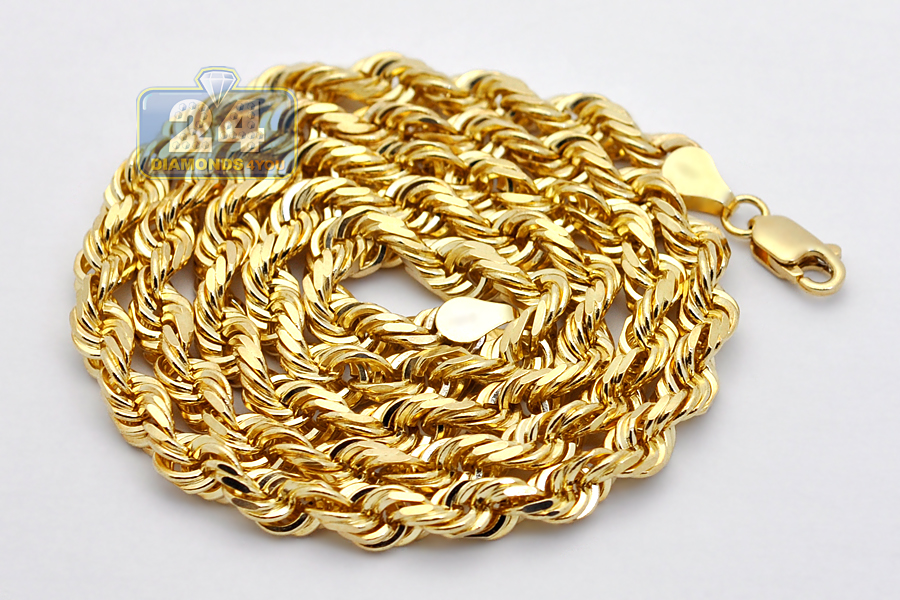 24diamonds.com Blog: Men's Gold Chains – Classic and Never ...
