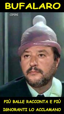#Ostentazione #Blasfema dei   #SimboliReligiosi da parte #Salvini