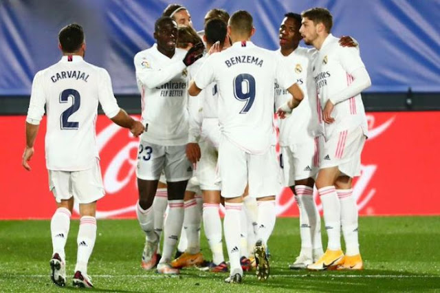 Injuries hit Real Madrid before facing Getafe