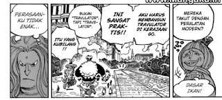 Fakta Fukaboshi One Piece