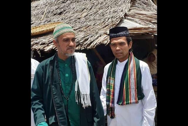 Ceramah Ustaz Abdul Somad Disambut Antusias Warga Kalideres