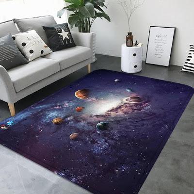 Cosmos Landscape Mat