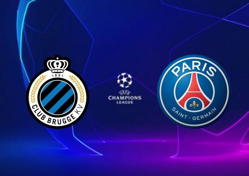 Club Brugge vs PSG -Highlights 22 October 2019