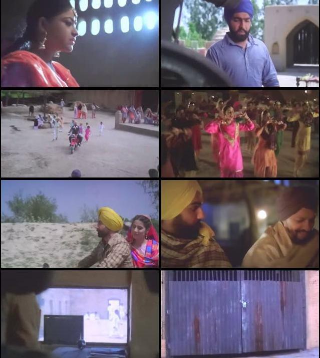 Bambukat 2016 Punjabi 720p pDVDRip