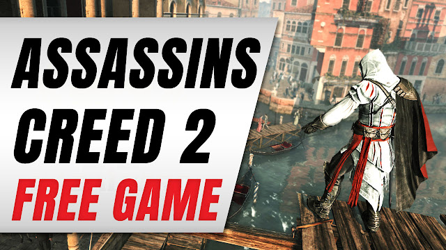 Free Games Right Now! Assassins Creed 2, Child of Light and Rayman Legends!
