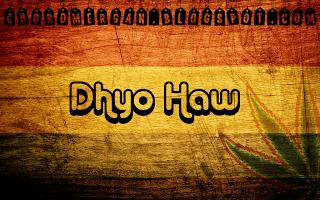 Koleksi Chord Gitar Dhyo Haw Lengkap