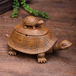 Fengshui tortoise