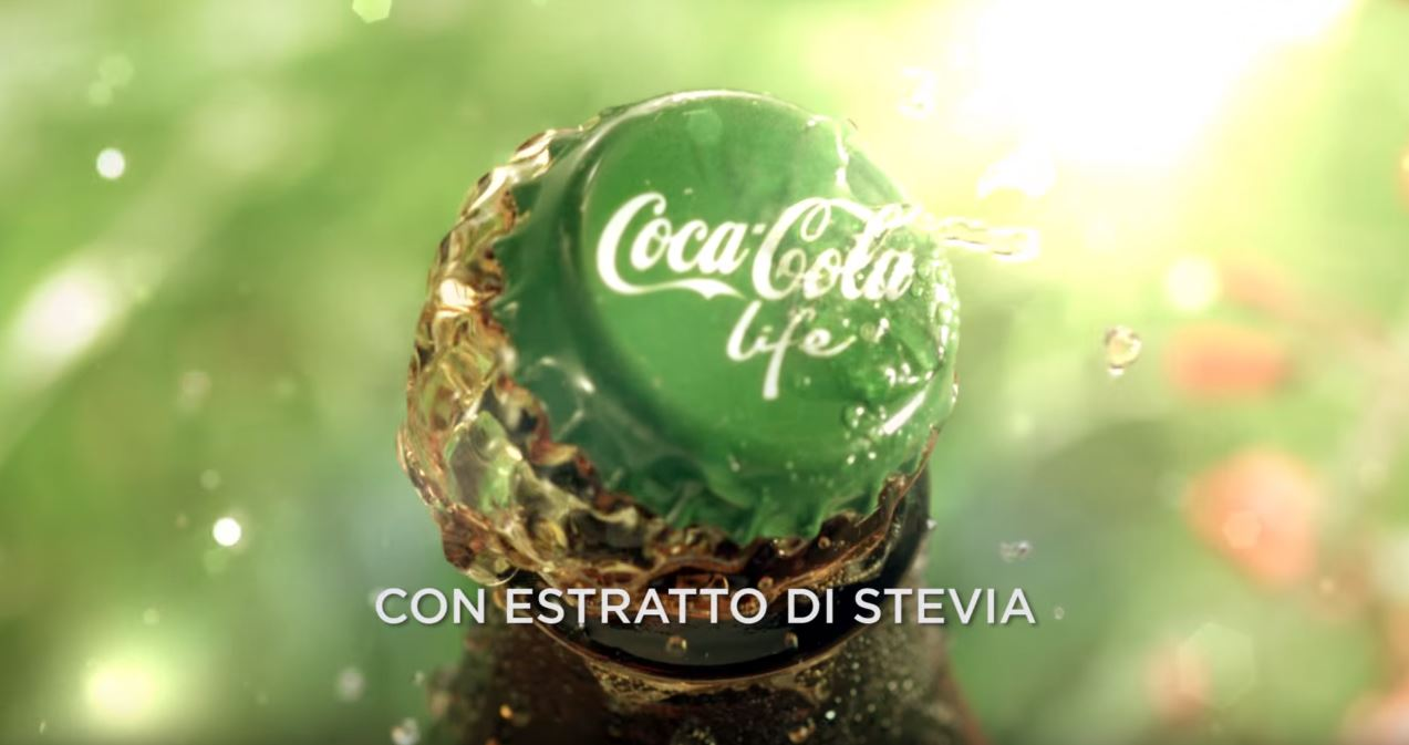 Canzone Coca Cola Life Pubblicità | Musica spot Ottobre 2016