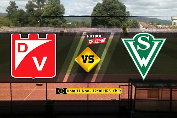 PREVIA: Deportes Valdivia vs Santiago Wanderers