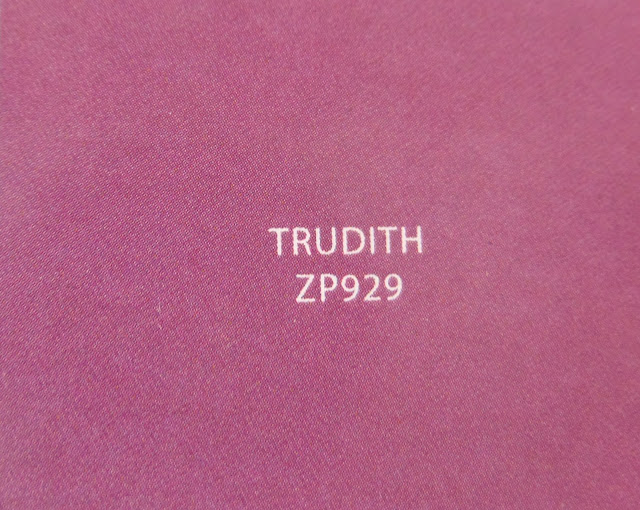 zoya trudith sample