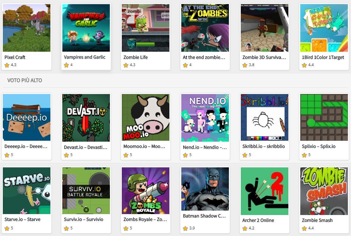 migliori giochi online disponibili di fizgames