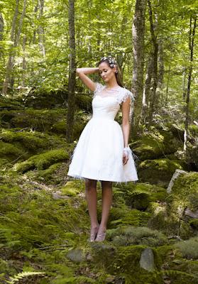 ideas de Vestidos de Novia Cortos