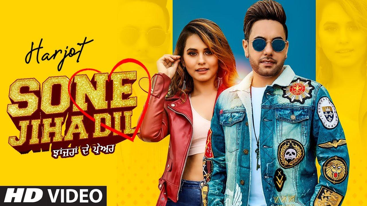 Sone Jeha Dil Lyrics Harjot