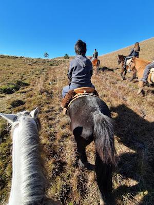 Cavalgada Cânion São José dos Ausentes