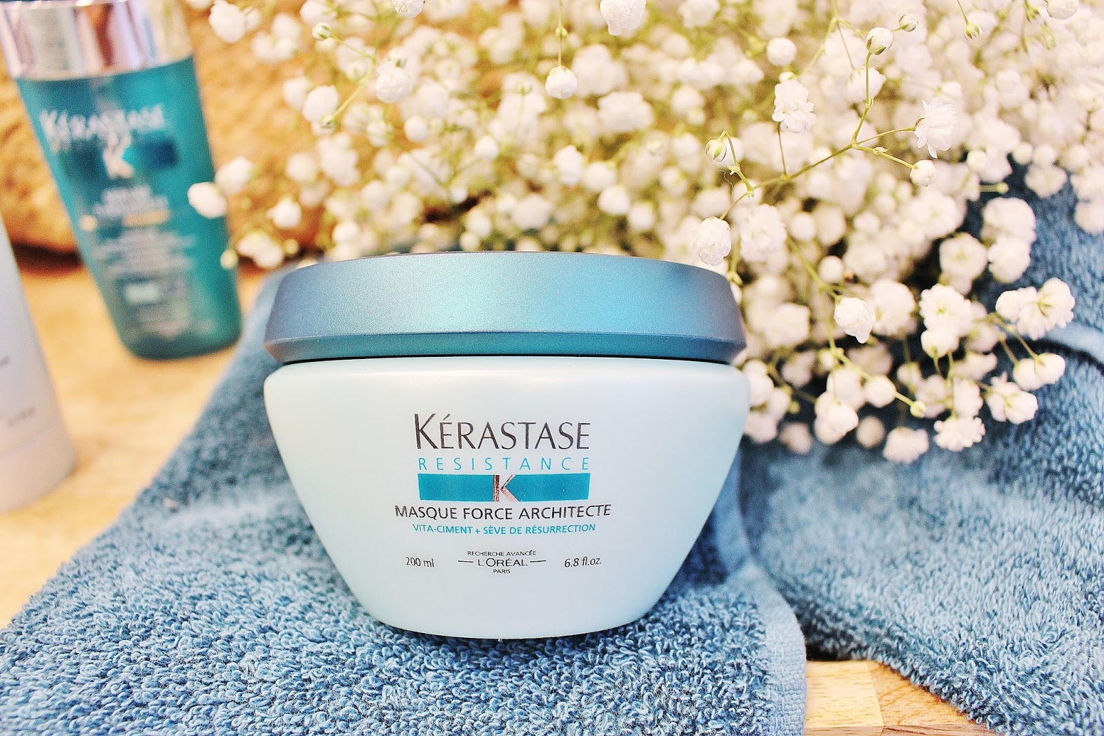 Bijuleni - Masque Force Architecte Kerastase