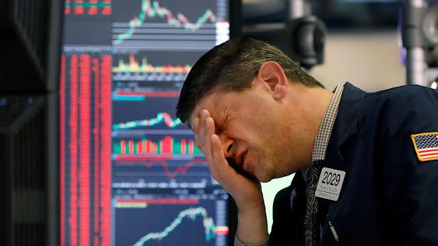 Wall Street Akhiri Tren Penguatan Setelah Investor Putuskan Melakukan Profit Taking