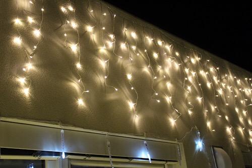 Lichterketten für Außen