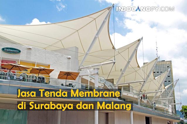 Jasa Tenda Membrane Surabaya