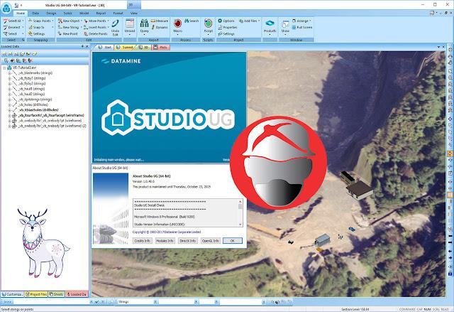 Datamine Studio UG v1.0.40.0