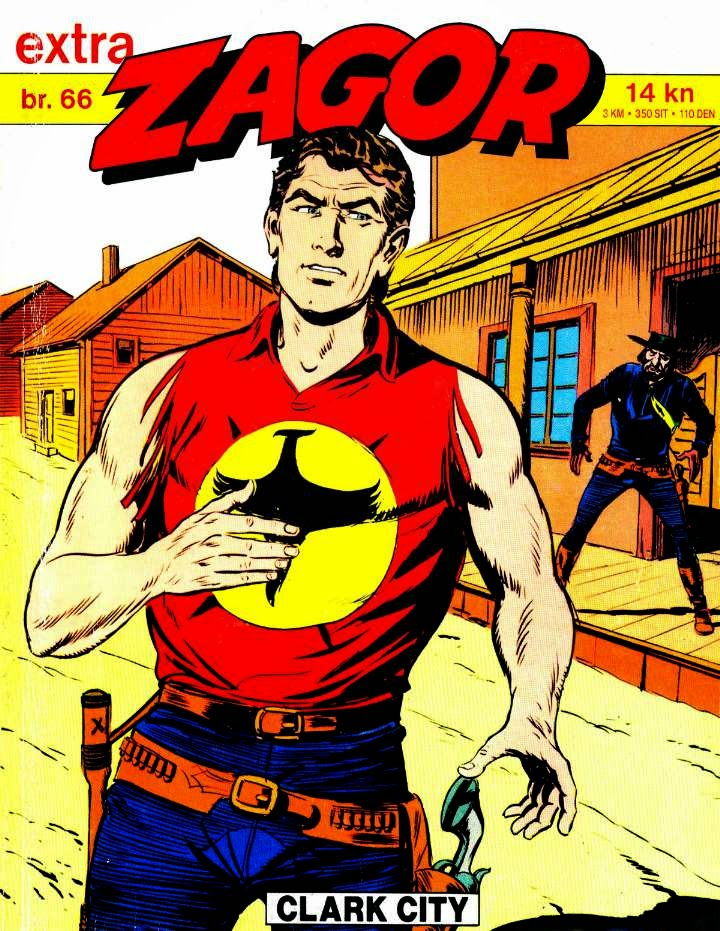 Clark City (SD EX) - Zagor